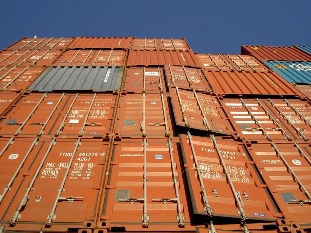 Steel Shipping Containers